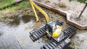 JCB 8085 amphibious excavator