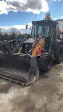 CASE 580 / Joystic  backhoe loader