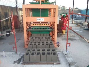 new CONMACH BlockKing-18MS Concrete Block Moulding Machine-6.000 units/shift block making machine