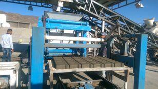 new CONMACH BlockKing-30MD Concrete Block Making Machine -12.000 units/shift block making machine