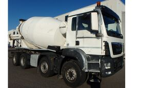 Liebherr  HTM 1005F on chassis MAN concrete mixer truck