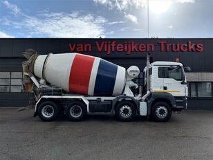 MAN TGS 32.360 8X4 - LIEBHERR CONCRETE MIXER 9 CUBIC concrete mixer truck
