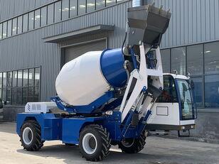 new QINGDAO PROMISING CML350 concrete mixer truck
