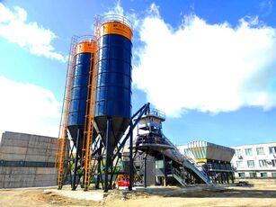 new FABO FABOMIX COMPACT-120 CONCRETE PLANT | CONVEYOR TYPE concrete plant