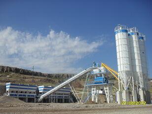 new GURIS GSP 160 CT concrete plant