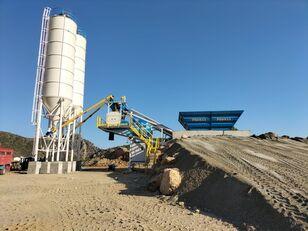 new PROMAX Mobile Concrete Batching Plant PROMAX M60-SNG (60m3/h) concrete plant