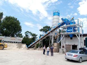 new Plusmix 60m3/hour STATIONARY Concrete Batching Plant - BETONYY ZAVOD-CEN concrete plant