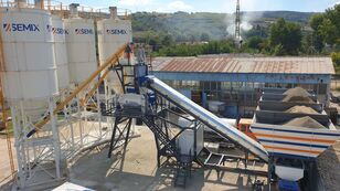 new SEMIX Mobile 120-135 Y MOBILE CONCRETE BATCHING PLANTS 120-135m³ concrete plant