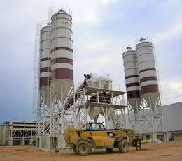 new SEMIX STATIONARY CONCRETE BATCHING PLANTS 200 concrete plant