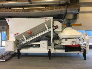 new SUMAB Scandinavian Quality! Economy Class K-10 (Pan mixer 750 \ 500 L) concrete plant