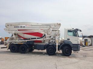 CIFA 2009 MODEL 4140 MERCEDES 29 METRE CİFA PUMİ  concrete pump