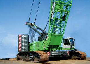 SENNEBOGEN 7700   crawler crane