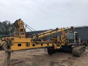 BAUER BG25C drilling rig