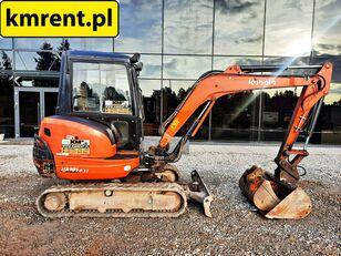 KUBOTA KX 101 -3α3 MINI KOPARKA | JCB 8025 8030 8035 8040 YANMAR VIO 15 mini excavator