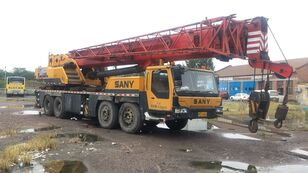 Tadano  on chassis SANY QUY75k  mobile crane