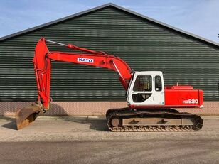 KATO HD820E-LC tracked excavator