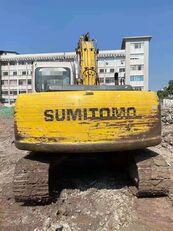 SUMITOMO SH120A3 tracked excavator
