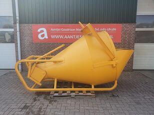 Beton kubel 2000 liter concrete mixer drum