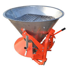 new BOXER AGRI TS250 mounted sand spreader