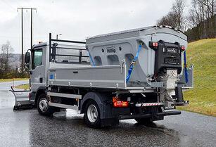 new Hilltip IceStriker™ 1600, 2100 & 2600 for 3,5-10 ton trucks mounted sand spreader