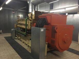 MWM 2000 KVA diesel generator