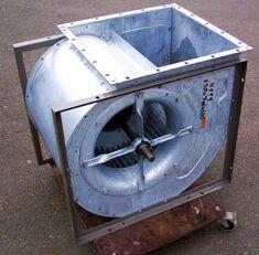 NICOTRA GEBHARDT TZR 01-355 ventilation equipment