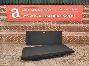 Kunststof rijplaat loading dock ramp