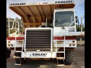 P&H P605 articulated dump truck