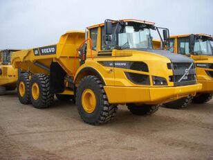 VOLVO A25G articulated dump truck