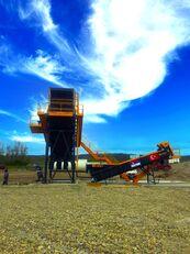 new FABO HY-800 SERIES 80 TPH SCREW WASHER | SAND WASHING crushing plant