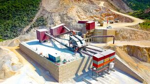 new FABO STATIONARY TYPE 500-700 T/H CRUSHING & SCREENING PLANT crushing plant