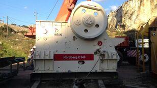 METSO NORDBERG C140 crushing plant
