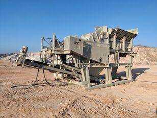 SBM 12/12/4 crushing plant