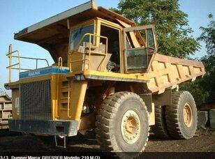 DRESSER 210M haul truck