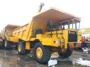 FAUN K35.6 haul truck