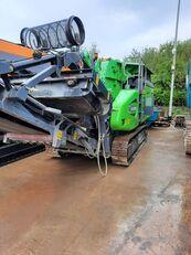 EVOQUIP Cobra 230 mobile crushing plant