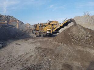 GIPO ZC110 RV mobile crushing plant