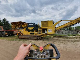 KEESTRACK Giove mobile crushing plant