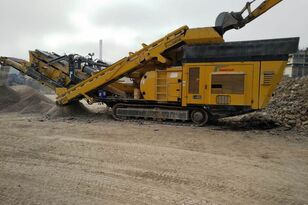 KEESTRACK R 3 mobile crushing plant
