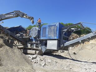 KLEEMANN MC 120 Z mobile crushing plant