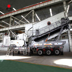 new Liming durable and efficient complete stone crushing plant price low in mobile crushing plant