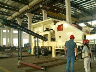 new METSO 150TPH mobile crushing plant