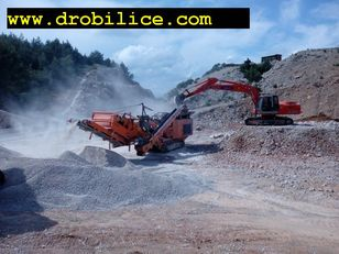 ROCKSTER R900 mobile crushing plant