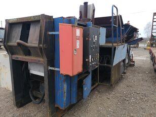 SCANIA 410 mobile crushing plant