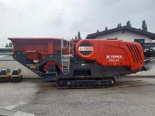 TEREX-FINLAY J-1160  mobile crushing plant