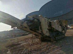 TEREX HSI4143 mobile crushing plant