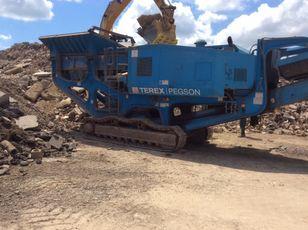 TEREX Pegson 1100x650 mobile crushing plant