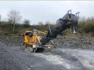 TESAB 623 mobile crushing plant