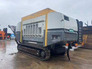 UNTHA XR 3000C mobile crushing plant