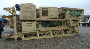 REV 98 UF stone crusher